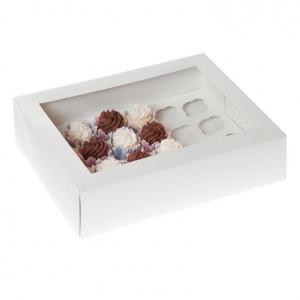 Caja 24 minicupcakes
