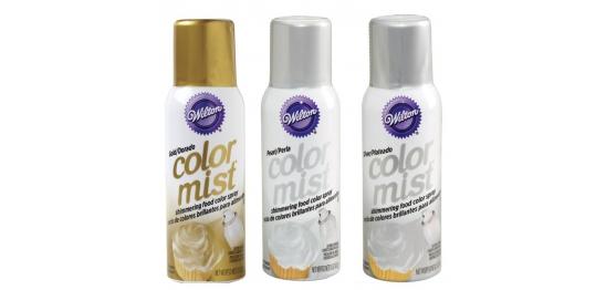 Colorante en Spray